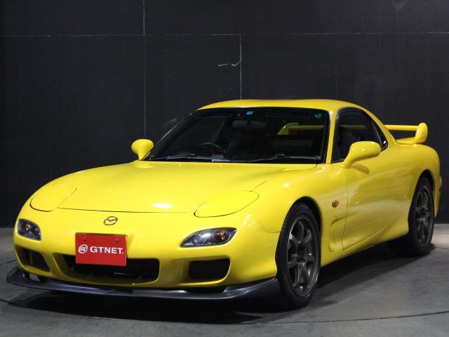 RX-7/タイプR バサ-ストR 最終モデル 500台限定 車高調