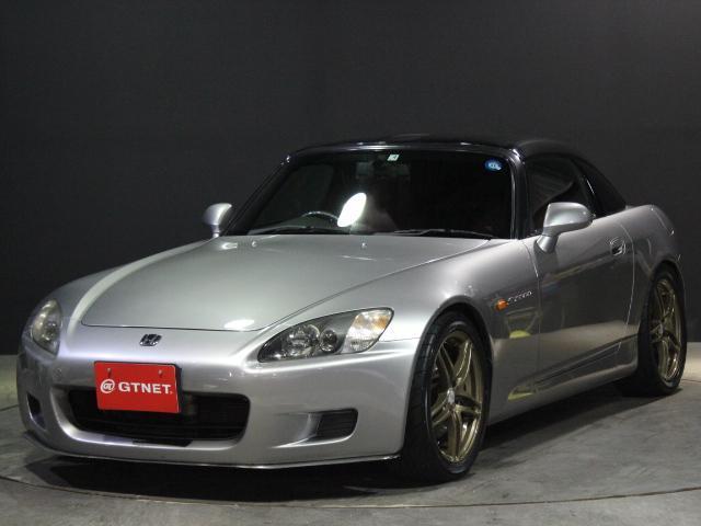S2000/タイプV 無限ハードトップ 車高調 レザーシート