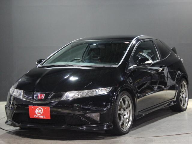 シビック/タイプRユーロ 2010年モデル 専用ブラックカラー