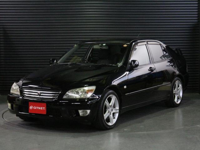 アルテッツァ/RS200Zエディション