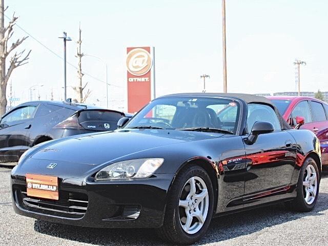 S2000/ベースグレード 6MT 電動OP 黒革シート