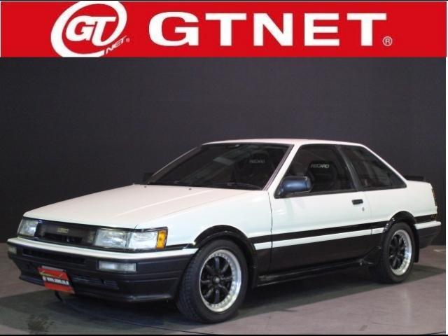 レビン GT APEX