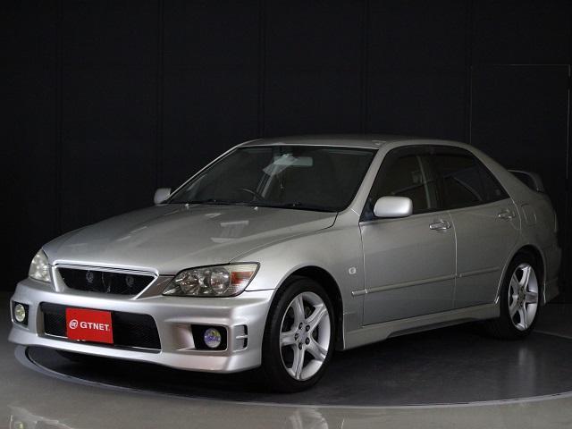 アルテッツァ/RS200 Zエディション