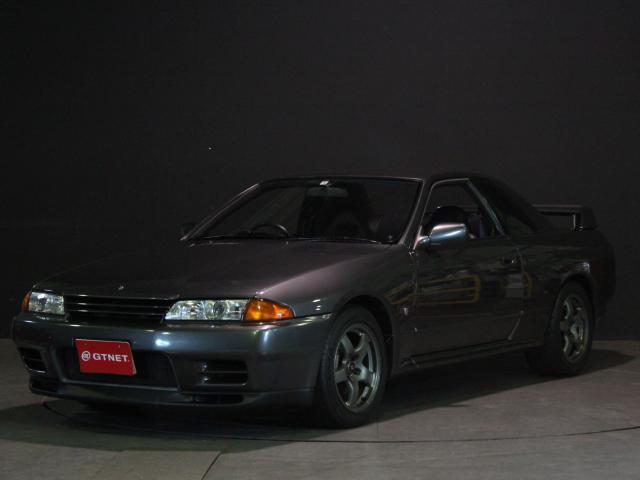 スカイラインGT-R/ CDデッキ ABS