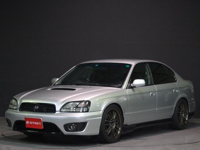 レガシィB4/RSK リミテッド2 ETC 社外車高調