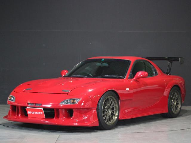 RX-7/タイプRS RE雨宮エアロ・ボンネット