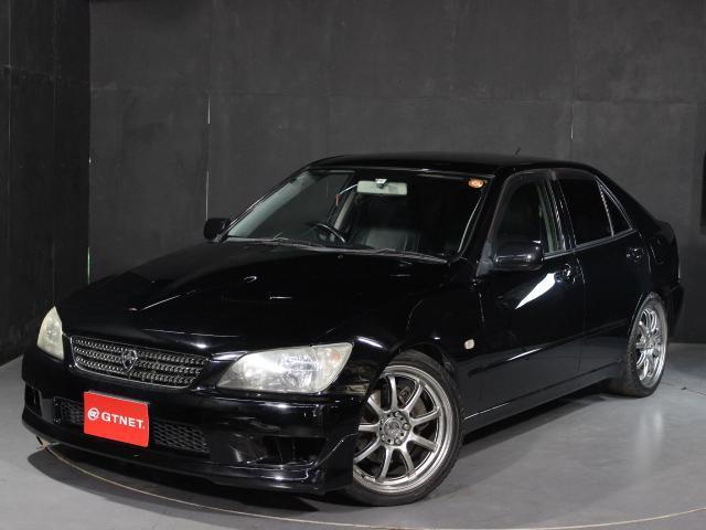 アルテッツァ/RS200 Lエディション TEIN車高調 グラムライツ18AW