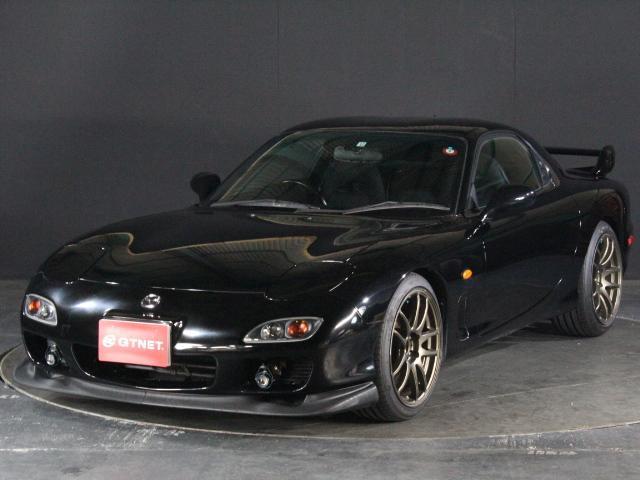 RX-7/タイプRS 最終モデル HKS車高調 マフラー