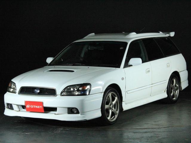 レガシィ/W GT-B E-tune2 後期モデル 純正フルエアロ