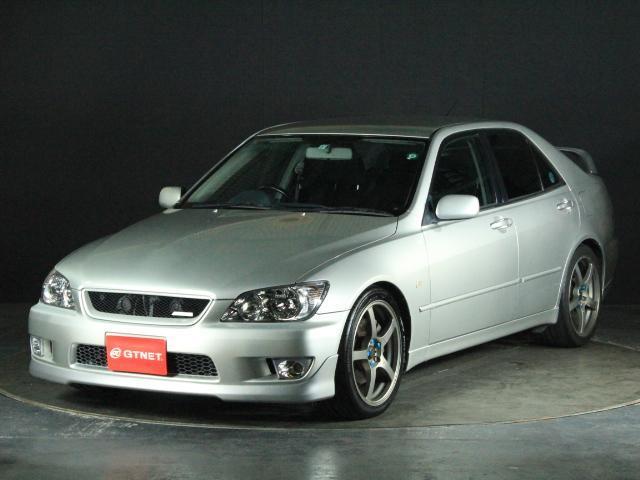 アルテッツァ/RS200リミテッド 後期モデル HKS車高調 HID