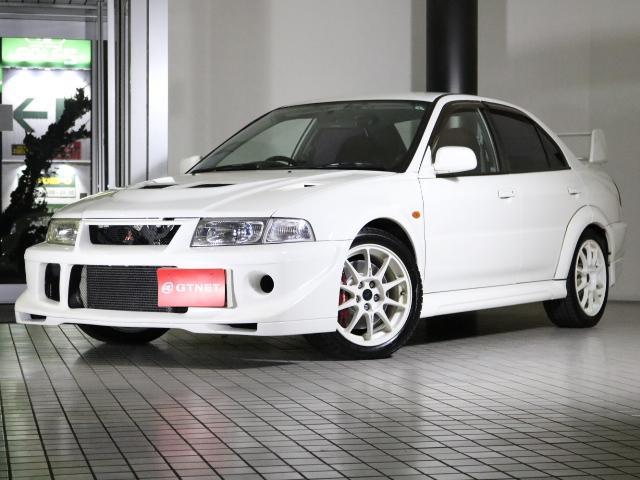 ランサーエボリューション6/GSR トミーマキネンエディション 限定車トミーマキネンED 柿本マフラー