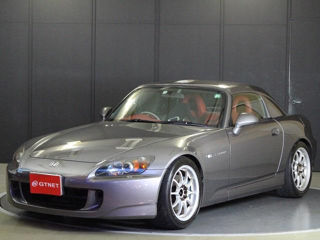 S2000/タイプV レイズ18インチAW オーリンズ車高調