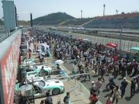 スーパー耐久第2戦もてぎ、ポールポジションはPETRONAS SYNTIUM SLS AMG GT3が獲得0