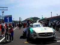 スーパー耐久第2戦もてぎ、4時間レースを制したのはNo.1 PETRONAS SYNTIUM SLS AMG GT30