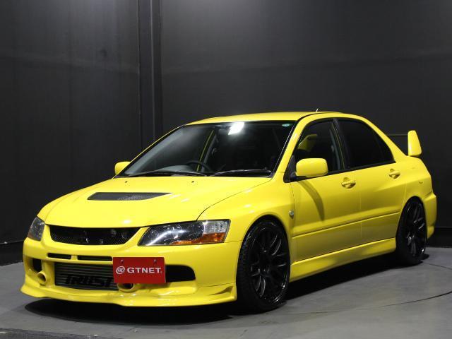 ランサーエボリューション9 GT