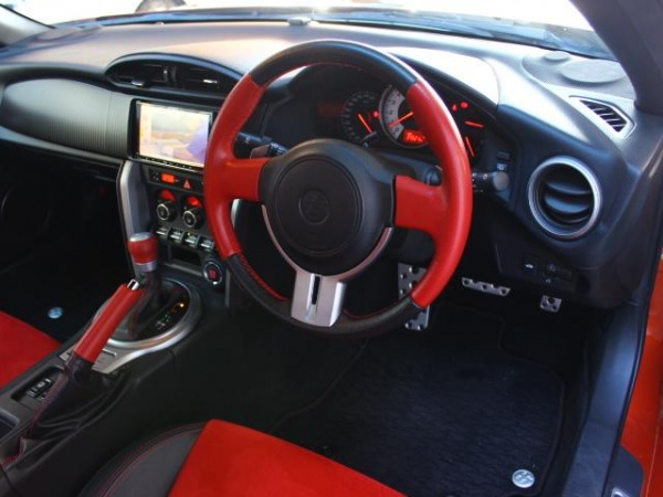 トヨタ   86   GTリミテッド