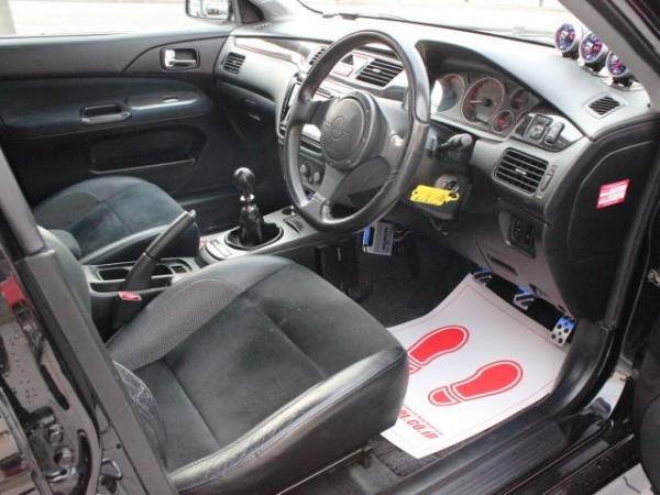ミツビシ ランサーエボリューションワゴン GT