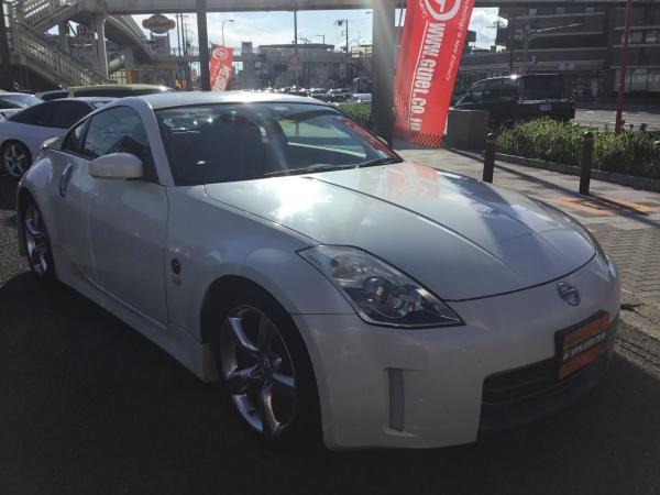 新着!ニッサン フェアレディーZ ベースグレード Z33 GTNET西宮店最新入庫車情報!!!