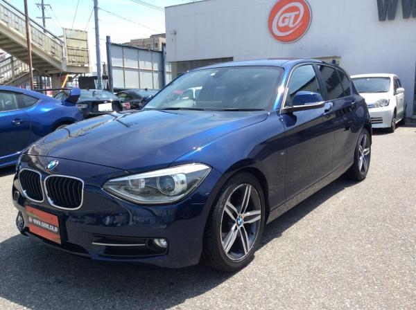 BMW1シリーズ