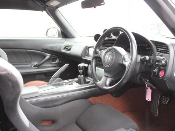 S2000 AP2 内装画像