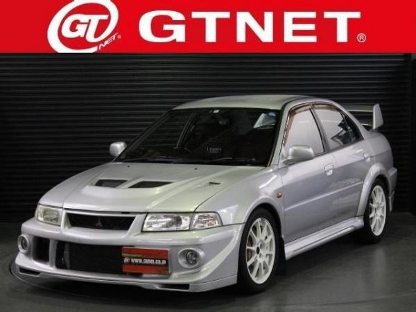 三菱 ランサーエボリューション6 GSRトミー・マキネンエディション