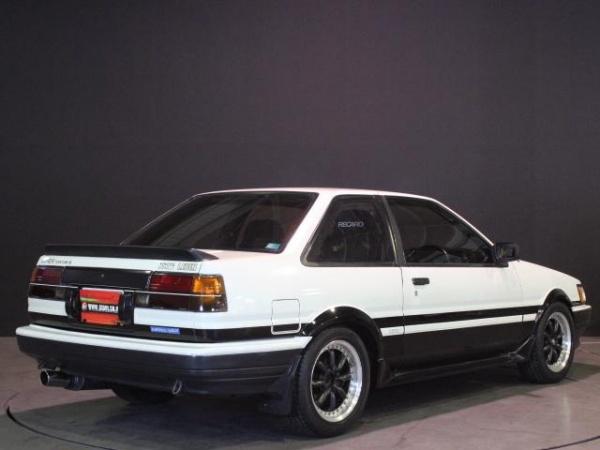 トヨタ レビン GT APEX