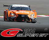 SUPER GT 2014 メーカーテスト富士 Photo Gallery