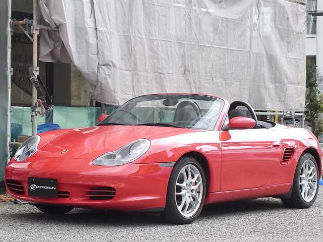 Boxster BoxsterS