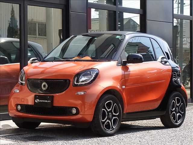 smart fortwo coupe エディション1