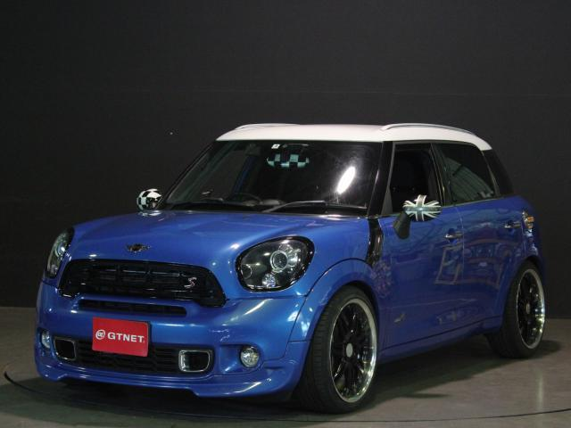 MINI CROSSOVER クーパSクロスALL4