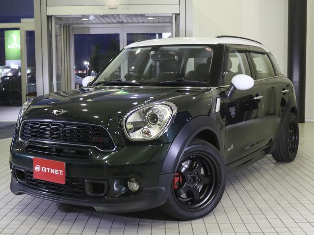 MINI CROSSOVER CooperS CrossoverALL4 ワンオーナー 4WDターボ マフラー