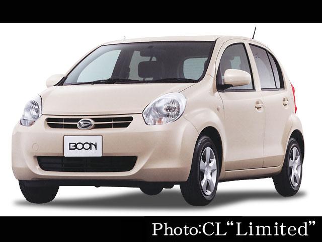 ブーン CL Limited ( 50%減)(2012年04月)(グレードコード: 00002 ...